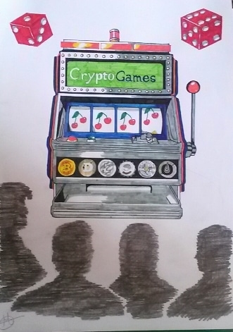 crypto games gambling network